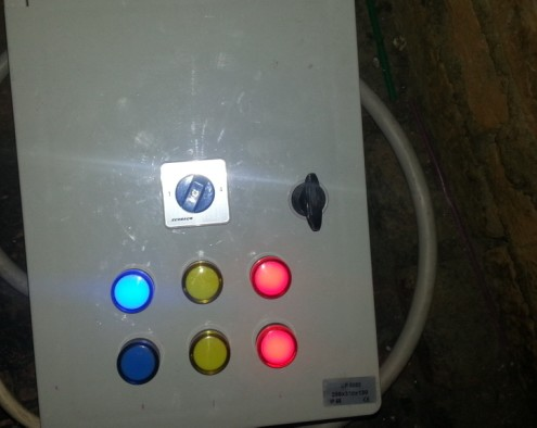 Comutator faze de putere www.mas90.ro