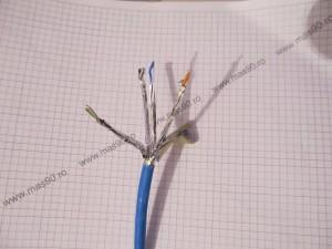 Cablu F FTP CAT6A HSEKP423HA SCHRACK