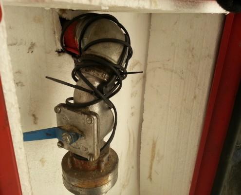Incalzire Electrica robineti hidranti 1