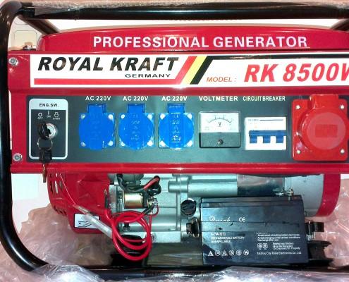 RK 8500